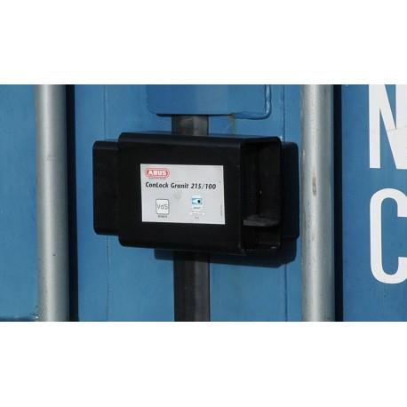 ABUS ConLock Granit 215/100 - Antivol pour containers - Sécurisation des containers de chantier et portes de camions