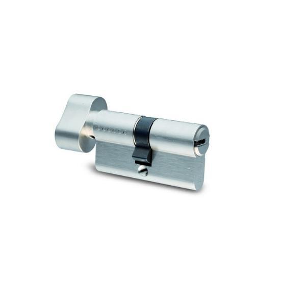 Cylindre de porte à bouton IFAM WX