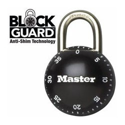Cadenas à combinaison Master Lock 2076