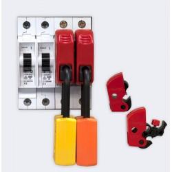 Mini bloque-disjoncteur Master Lock S2394