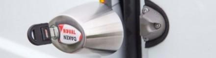 Serrures anti-effraction à fermeture automatique