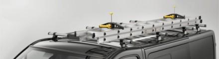 Accessoires pour véhicules utilitaires