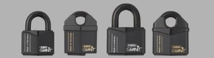 Cadenas ABUS Granit et Granit Plus